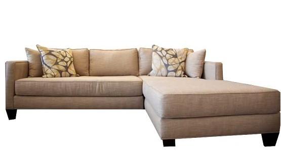 Elegant grey leather sofa living room furniture sets short height