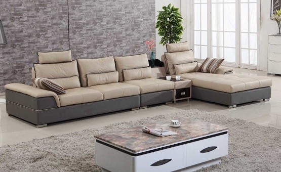living room furniture color combinations two color combination leather sofa living room furniture 20616