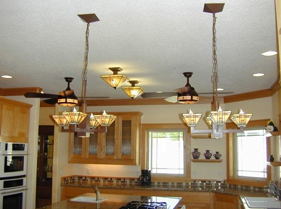 Decorative Ceiling Light Fixtures For Kitchen