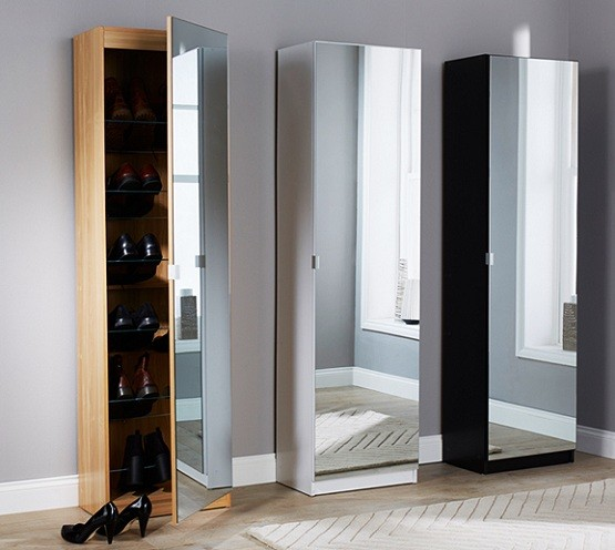 Shoe Cabinet With Doors Models How To Care It Home Interiors