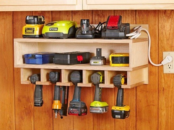 Garage Organization Ideas And Tips You Can Do Easily » Simple And Small Diy Garage  Storage Tools