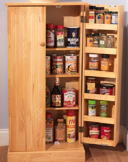 In Conclusion The Freestanding Pantry Cabinet Has Some Pros And Cons