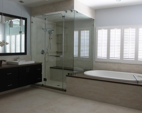 Storage shower for bathroom shower remodel ideas