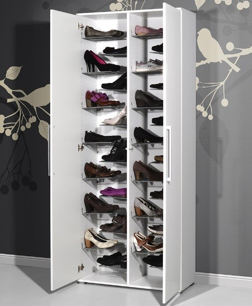 Shoe Cabinet with Doors Models & How to Care It | Home Interiors