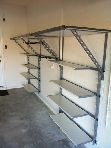 10 DIY Garage Shelves Ideas to Maximize Garage Storage ...
