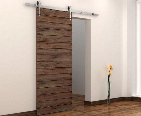 Interior sliding barn doors bring classic elegant for Indoor sliding doors