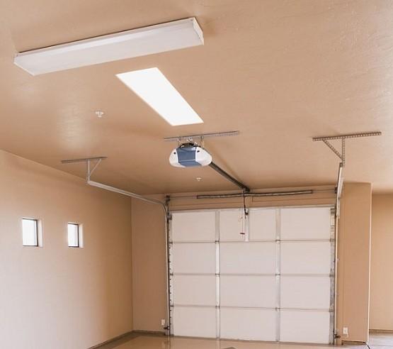 LED garage lighting for small garage