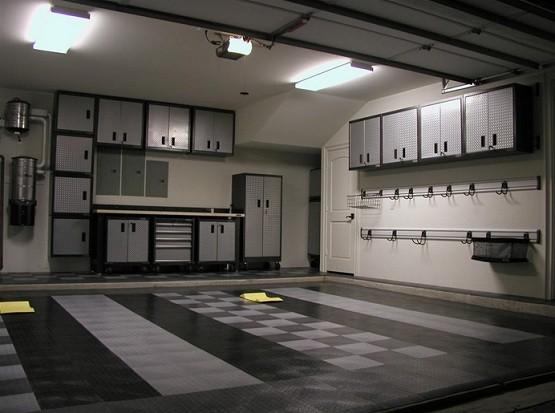 LED garage lighting ideas for your garage