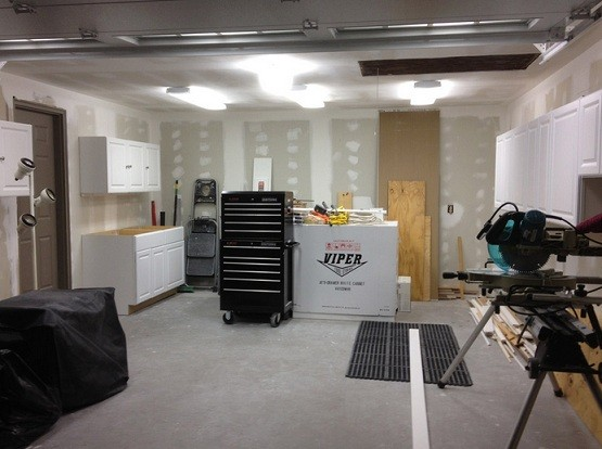 Led Garage Lighting Placement Ideas