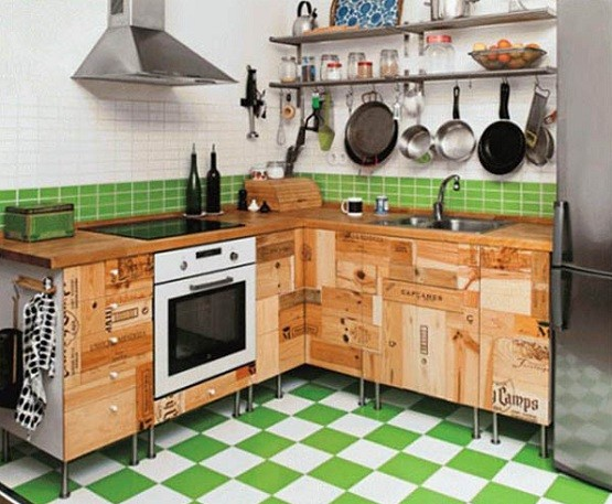 Diy cabinet storage for small kitchen & Small Kitchen Storage Ideas for a More Efficient Space | Home Interiors