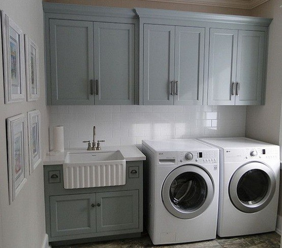 Laundry Room Cabinet Ideas: Tips & Advice | Home Interiors on Laundry Cabinet Ideas  id=48440