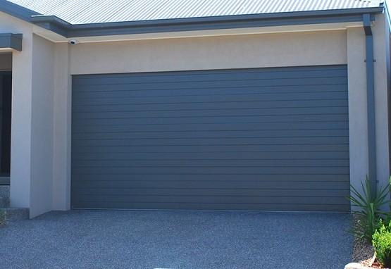 12 foot garage door for modern house