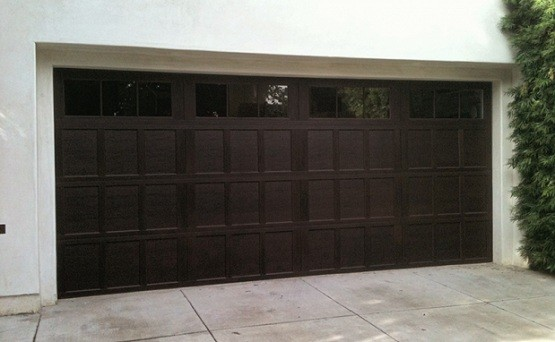 Double Garage Door Size Plans For Your Large Garage Home
