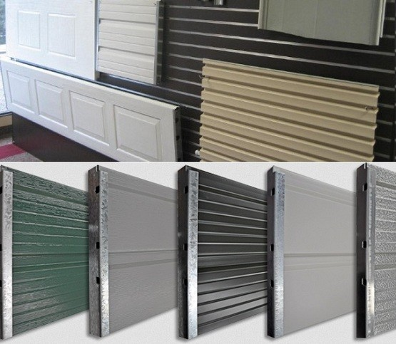 Garage Door 187 Replacing Garage Door Panels Inspiring