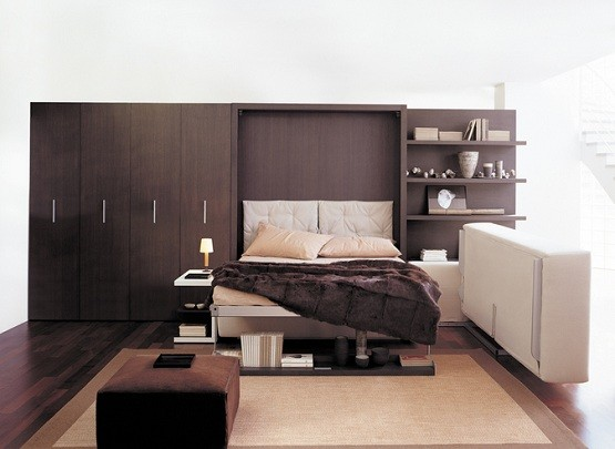 space bedroom furniture. Self-standing And Queen Size Wall Bed For Space Saving Bedroom Furniture G