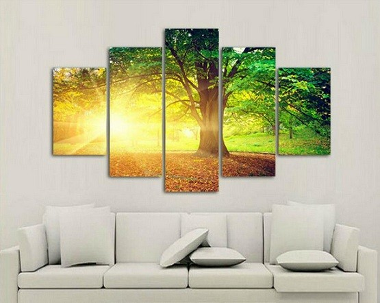 Creative Wall Art Ideas for Living Room Decoration | Home Interiors