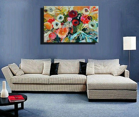 Awesome Living Room Wall Art Ideas Property