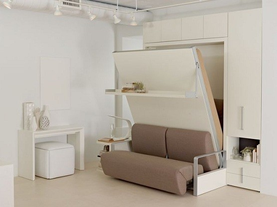 Space saving bedroom furniture ideas home interiors - Space saving bedroom furniture ...