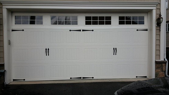 two car garage door size how to measure the suitable size
