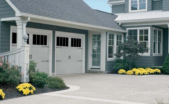 Two car garage door size how to measure the suitable size for What is the standard size of a two car garage