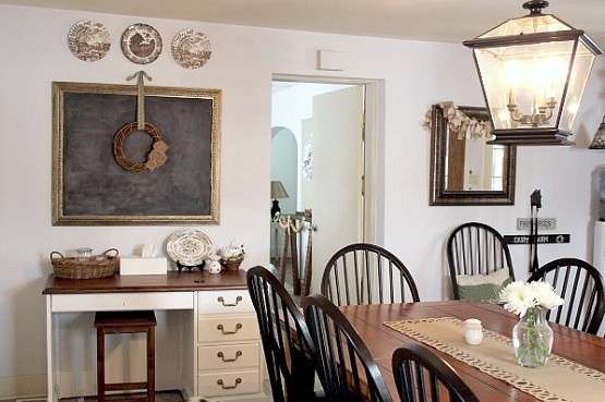 farmhouse dining room ideas. farmhouse dining room design with a