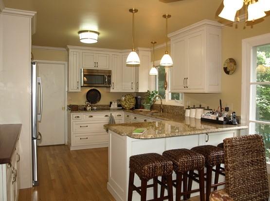 Industrial Flush Mount Ceiling Light Decorating Ideas Home Interiors - Flush mount ceiling lights for kitchen