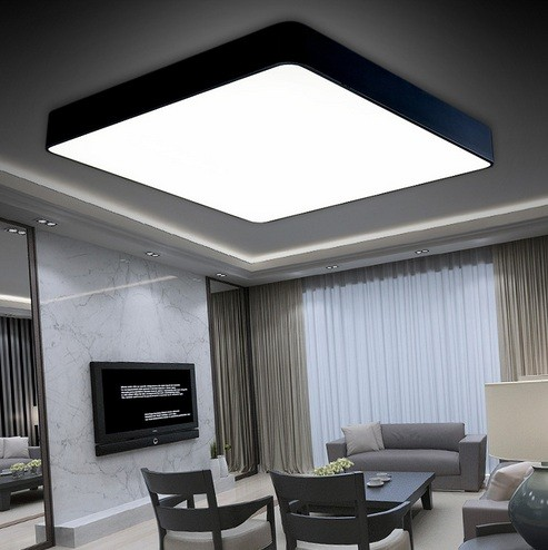 Led surface mount ceiling lights for contemporary living room home led surface mount ceiling lights design and decorating tips led surface mount ceiling lights for contemporary living room aloadofball Images