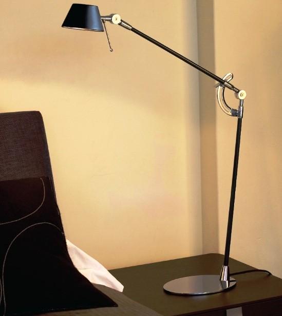 Black Color Cool Desk Lamps