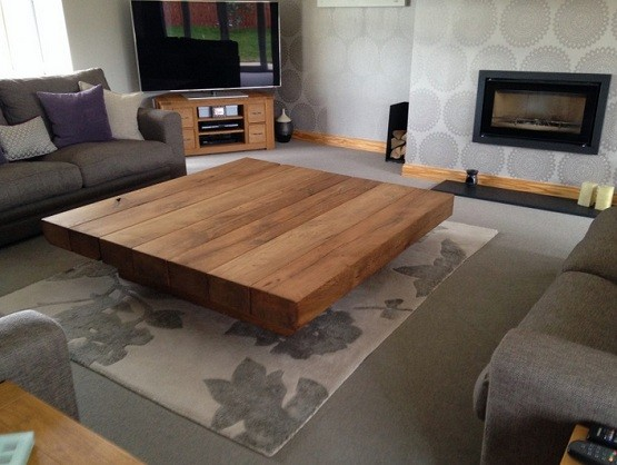 Coffee Table Dimensions to Fit Your Perfect House
