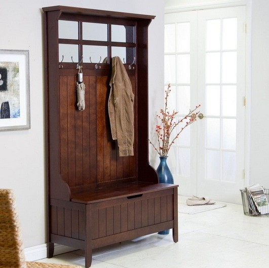 Hall Trees Amp Entry Hallway Furniture Ideas For Your House