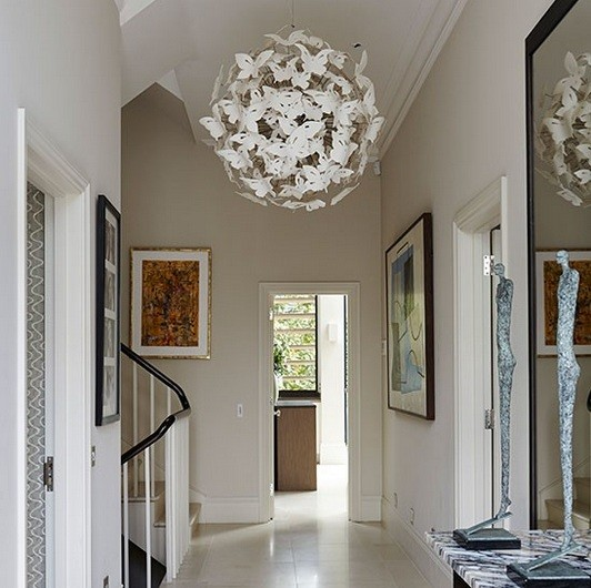Hallway ceiling light to increase the look home interiors for Ceiling lights for small hallway