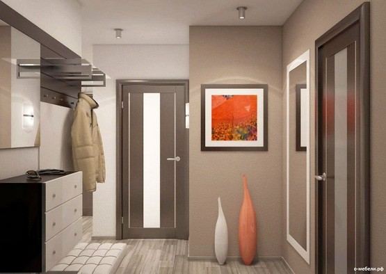 Now, There Will Not Be A Common Decoration That Appears In The Hallway. A  Modern Hall Is Usually Designed In Giving Different Touch As Only A Hallway.