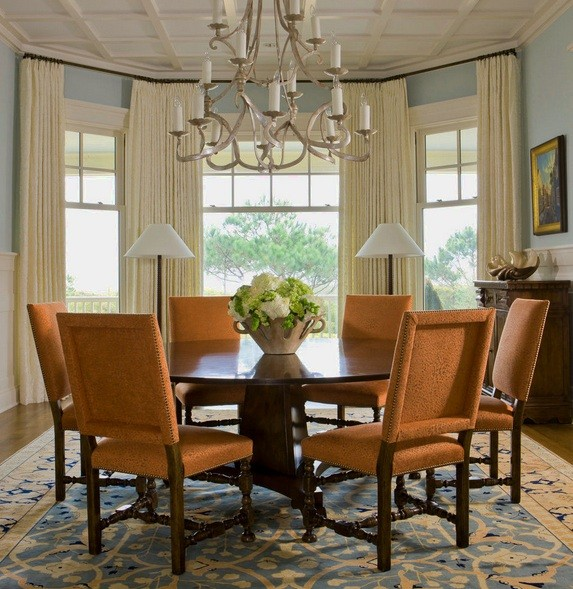 Dining Room Window Treatments Ideas And Types You Might
