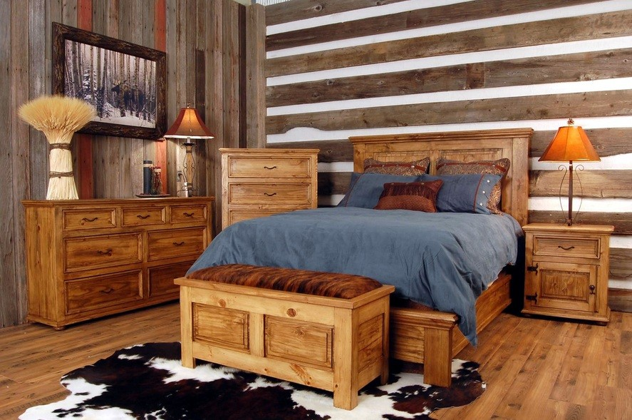 Rustic Western Bedroom Furniture to Transform Your Bedroom | Home ...
