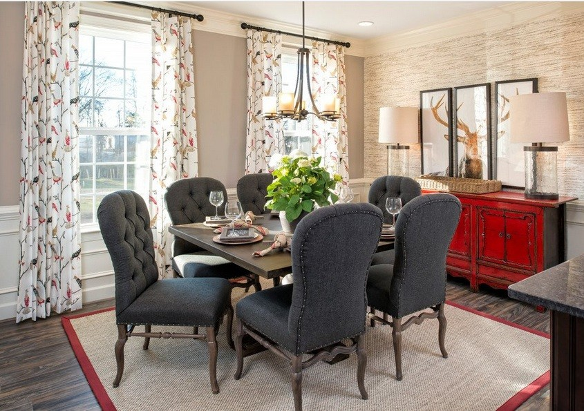 Dining Room Window Treatments Ideas And Types You Might Like