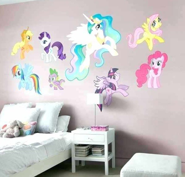 Charming My Little Pony Room Decor Ideas For Your Little One Home Interiors