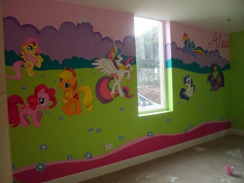 My Little Pony Room Decor Ideas