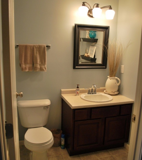 Bathroom Remodel Ideas To Inspire You: Small Half Bathroom Remodel Ideas That Can Inspire You