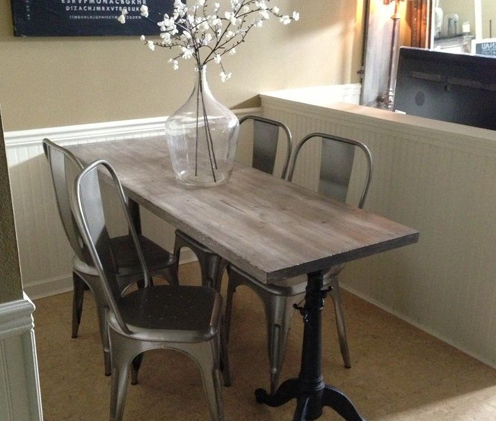 Small Kitchen Table Design For Perfect Small Space