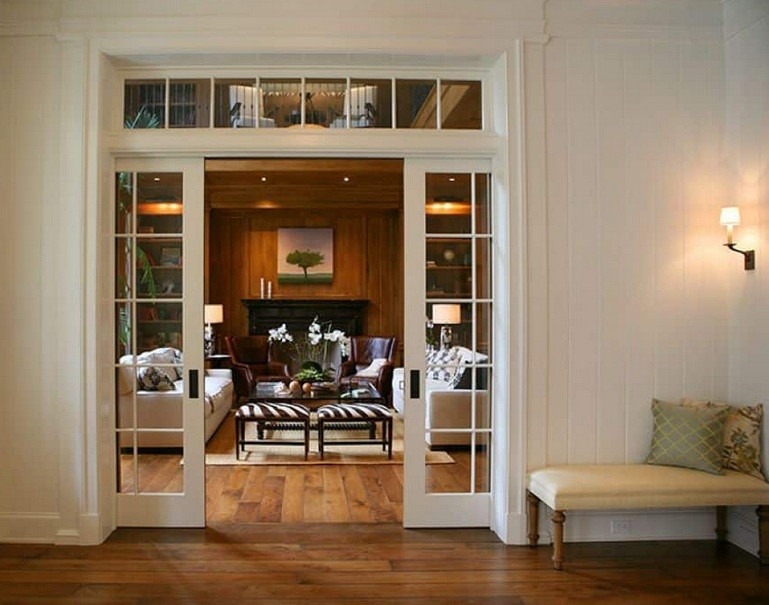 Interior Sliding French Doors Design For Your Home Home