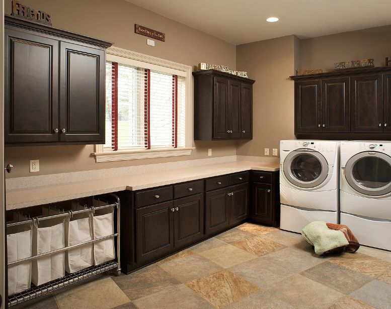 19 L Shaped Laundry Room Design That Functional And Cozy Home Interiors