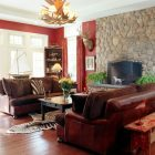 Maroon Living Room Ideas for Your Home