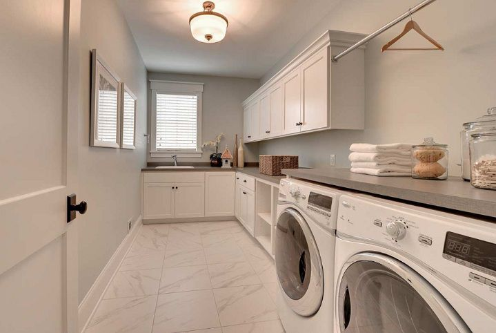 Laundry Room Light Fixture Ideas