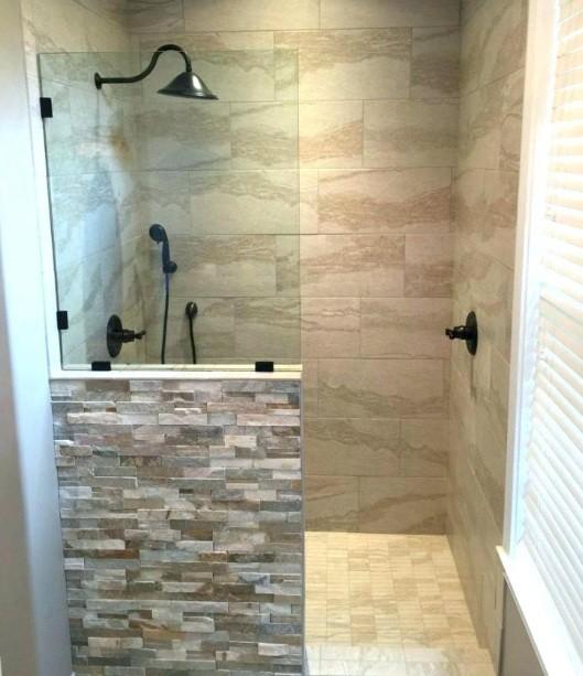21 Small Walk In Shower No Door Ideas Home Interiors