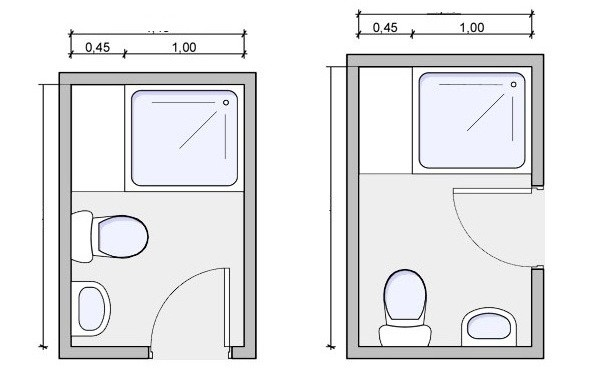 What Best 5×8 Bathroom Layout To Consider