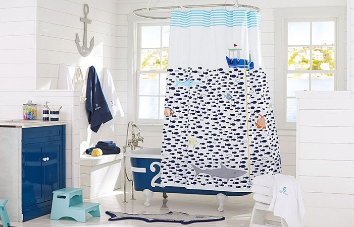 Shark Bathroom Decor for Your Kids