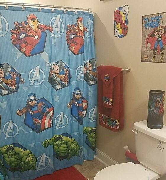 Avengers Bathroom Decor Ideas And Tips