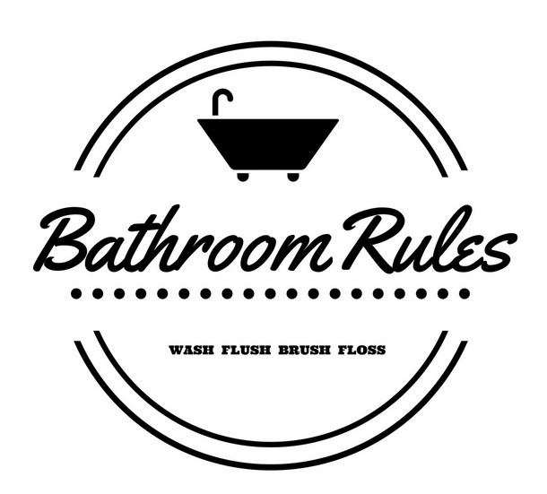 21 Most Popular Printable Bathroom Signs
