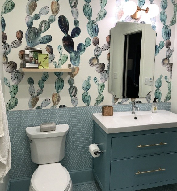 Cactus Bathroom Decor: 11 Bathroom Accessories You Can Buy