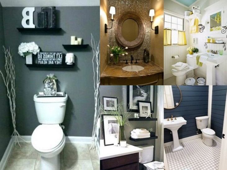 Half Bathroom Decor Ideas and Inspiration for Your Next Project